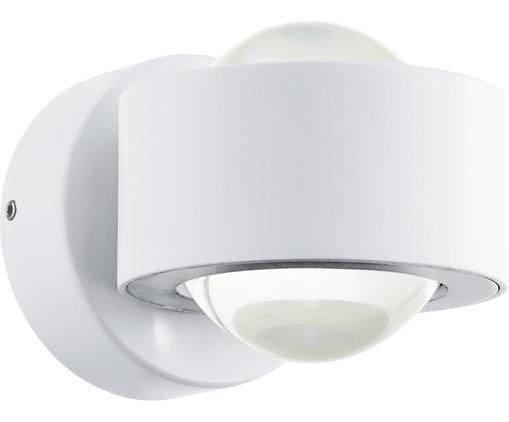 Petite applique LED blanche Ono, Blanc
