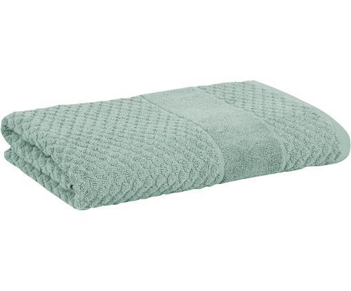 Ręcznik Katharina, Bawełna Średnia gramatura, 500g/m², Zielony, Ręcznik do rąk