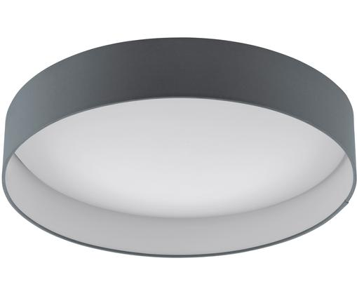 Plafonnier LED rond Paloma, Anthracite