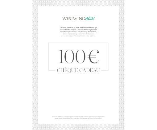 Chèque cadeau à imprimer 100 €, Multicolore