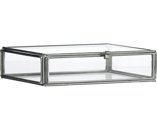 Portagioie Ivey, Struttura: metallo, rivestito, Acciaio inossidabile, Larg. 11 x Alt. 4 cm