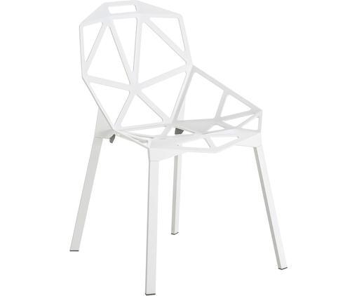 Chaise Chair One, Blanc