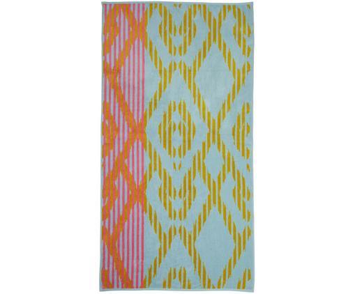 Ręcznik plażowy Sunlight, Wielobarwny, S 100 x D 180 cm
