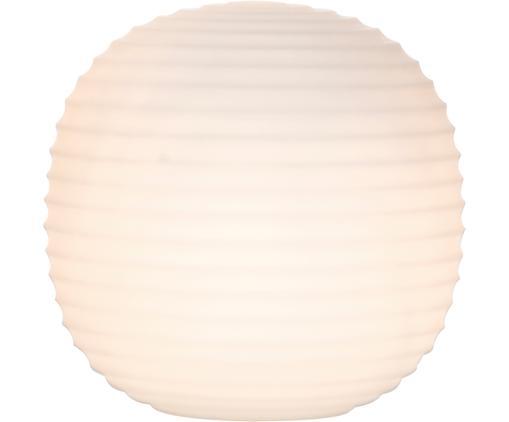Tischleuchte Sirius aus Opalglas, Lampenschirm: Opalglas, Weiß, Ø 20 x H 20 cm