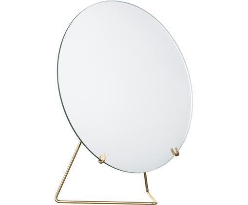 Miroir de salle de bain Standing Mirror, Pied: laiton Miroir: verre miroir