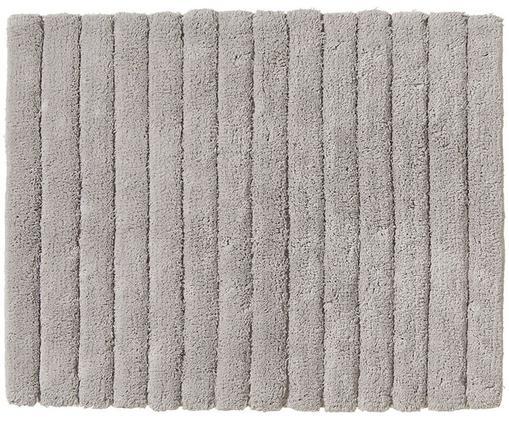 Badvorleger Board, Baumwolle, schwere Qualität, 1900 g/m², Hellgrau, 50 x 60 cm