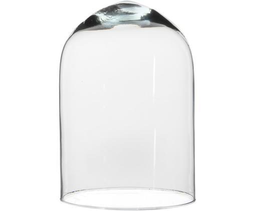 Klosz ze szkła Hella, Szkło, Transparentny, Ø 17 x W 23 cm