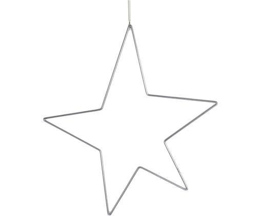 Stella decorativa in metallo Kelia, Metallo, Larg. 30 x Alt. 34 cm