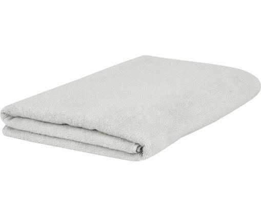 Einfarbiges Handtuch Comfort, Hellgrau, Gästehandtuch