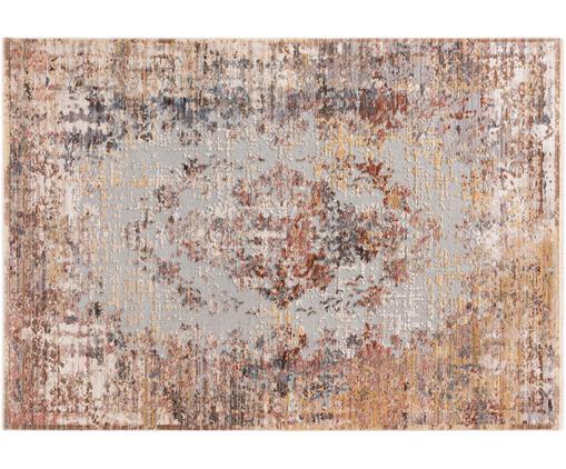 Teppich Valencia, Flor: Polyester, Beigetöne, Brauntöne, Grautöne, B 120 x L 170 cm (Größe S)