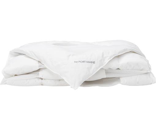 Daunen-Bettdecke Clima Balance, extra leicht, Hülle: Feinste Mako-Einschütte a, Weiß, 135 x 200 cm