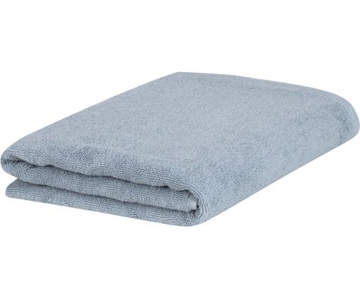 Telo bagno Comfort, 100% cotone, qualità media 450 g/m², Azzurro, Larg. 70 x Lung. 140 cm