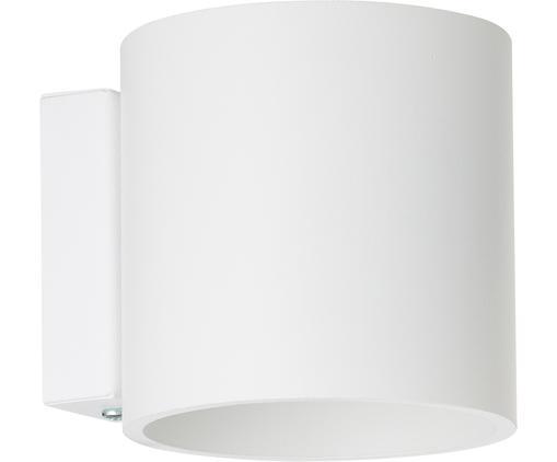 Applique minimaliste Roda, Blanc