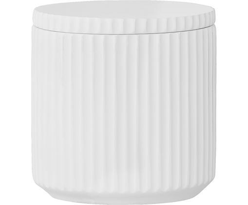 Boîte de rangement Alessia, Blanc