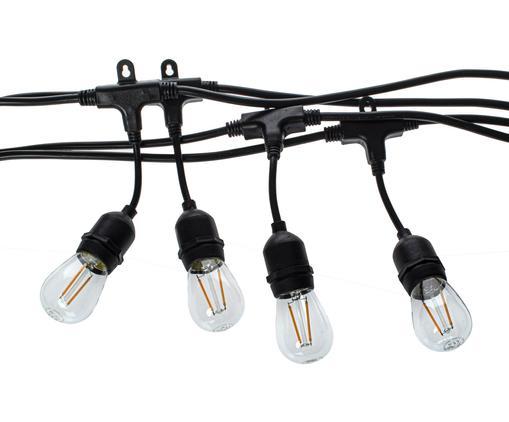 Girlanda świetlna LED Joy, Czarny, D 1000 cm