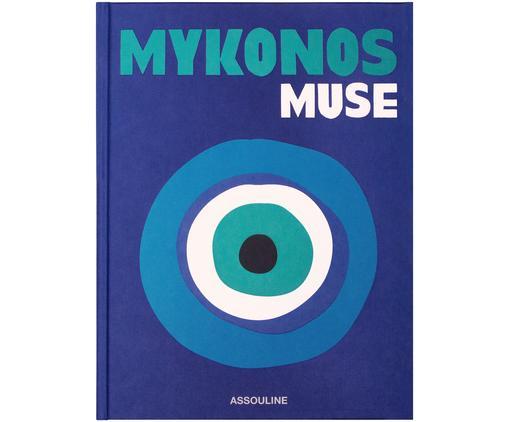 Bildband Mykonos Muse, Mehrfarbig, 25 x 33 cm