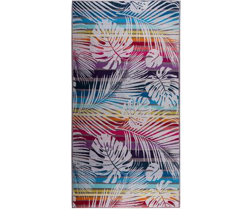 Ręcznik plażowy Ericeira, Welur Niska gramatura, 420 g/m², Wielobarwny, S 100 x D 180 cm