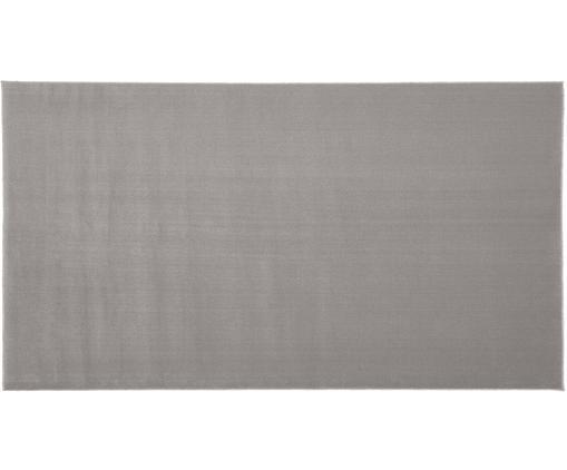 Wollteppich Ida in Grau, Flor: Wolle, Grau, B 60 x L 110 cm (Größe XS)