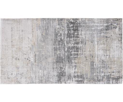 Dywan Streaks, Odcienie szarego, S 80 x D 150 cm (Rozmiar XS)