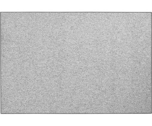 Teppich Lyon mit Schlingen-Flor, Flor: 100% Polypropylen Rücken, Grau, melangiert, B 160 x L 240 cm (Größe M)