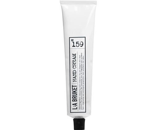 Crème pour les mains Lemongrass (citronnelle), Blanc, noir