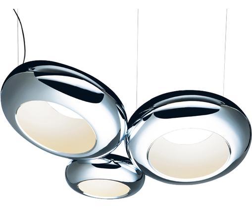 Suspension à LED Aura, Chrome