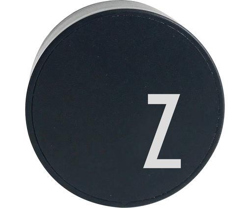 Chargeur MyCharger (design en versions allant de A à Z), Noir