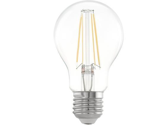 LED Leuchtmittel Cord (E27/6W), Leuchtmittelschirm: Glas, Leuchtmittelfassung: Aluminium, Transparent, Ø 6 x H 10 cm
