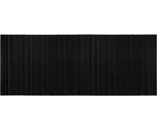 In- & Outdoor-Läufer Sunshine in Schwarz, Schwarz, Creme, 80 x 200 cm