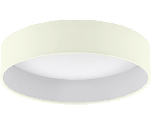Lampa sufitowa LED Paloma, Kremowy, Ø 32 x W 9 cm