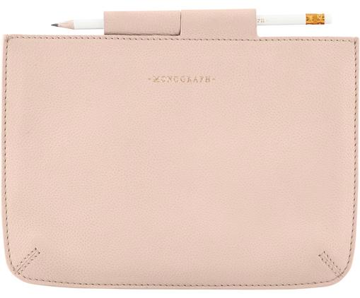 iPad mini Hülle Mila, Leder, Rosa, 24 x 2 cm