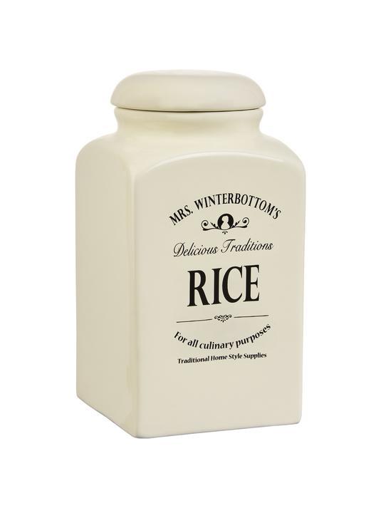 Besonderer Rabatt Aufbewahrungsdose Mrs Winterbottoms Rice