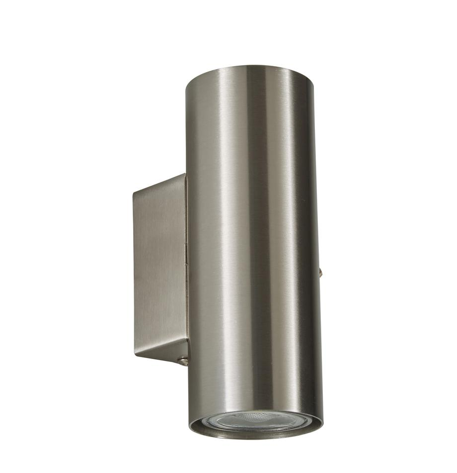 Aplique Paul, Pantalla: metal cromado, Cromo, An 6 x Al 9 cm