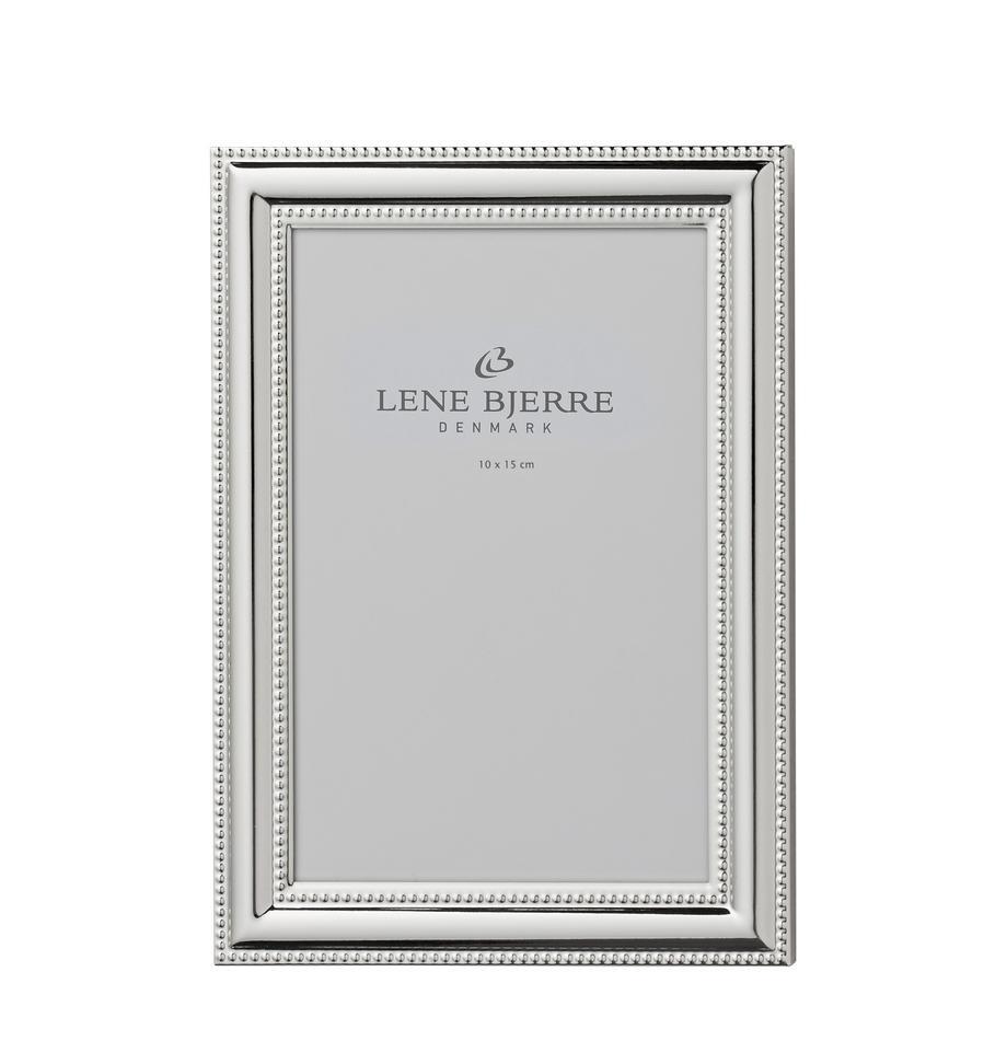 Ramka na zdjęcia Austin, Odcienie srebrnego, S 10 x D 15 cm