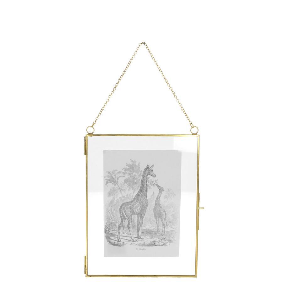 Ramka na zdjęcia Linetti, Mosiądz, 13 x 18 cm