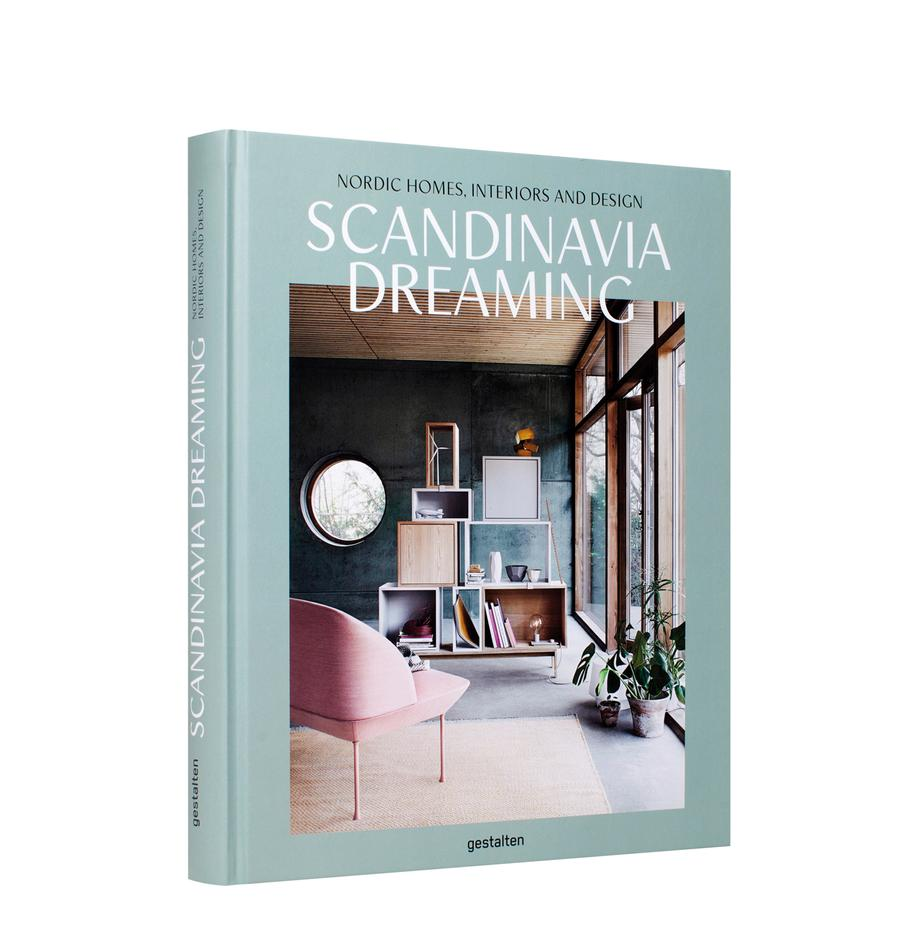 Bildband Scandinavia Dreaming, Papier, Hardcover, Mehrfarbig, 24 x 30 cm
