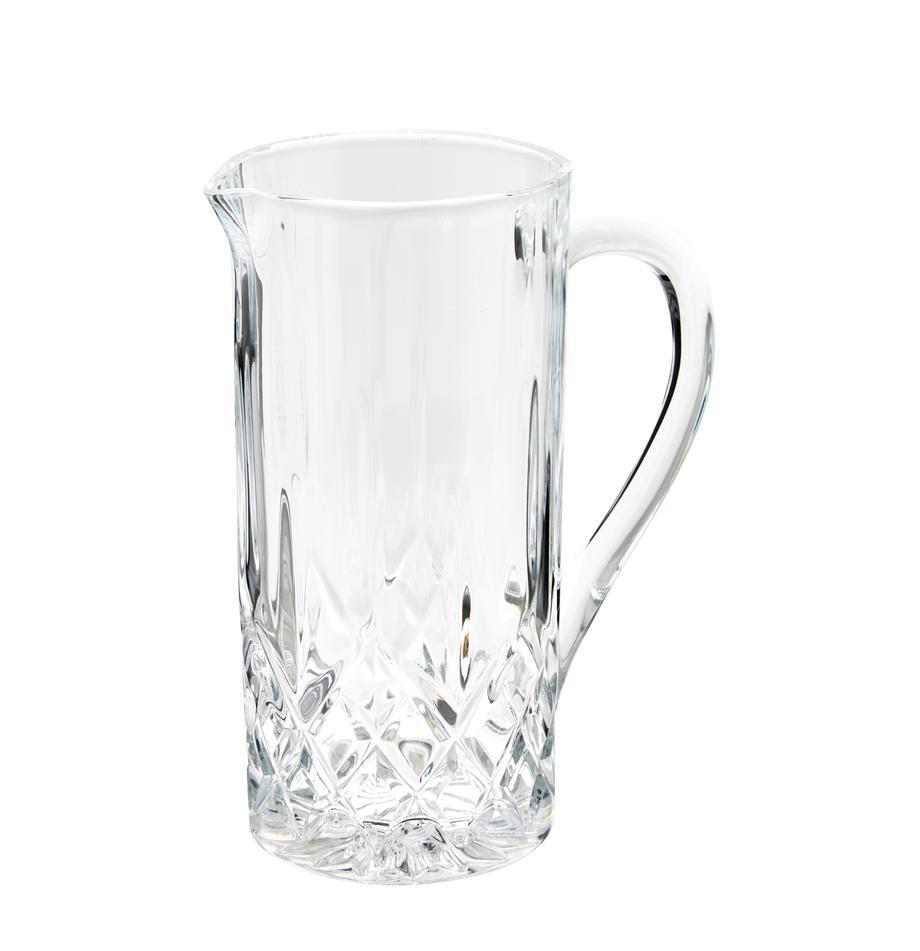 Brocca in cristallo Opera, 1.2 L, Cristallo Luxion, Trasparente, 1.2 L