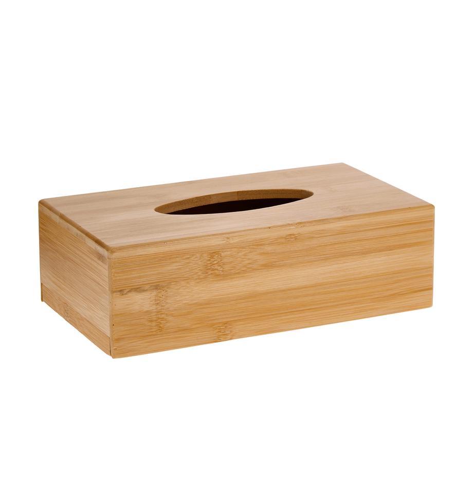 Caja de pañuelos Bamboo, Bambú, Bambú, An 28 x Al 9 cm