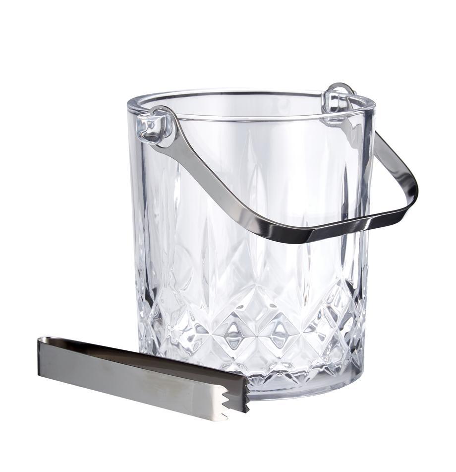 IJsemmeset Harvey, 2-delig, Glas, Transparant, Ø 13 x H 14 cm