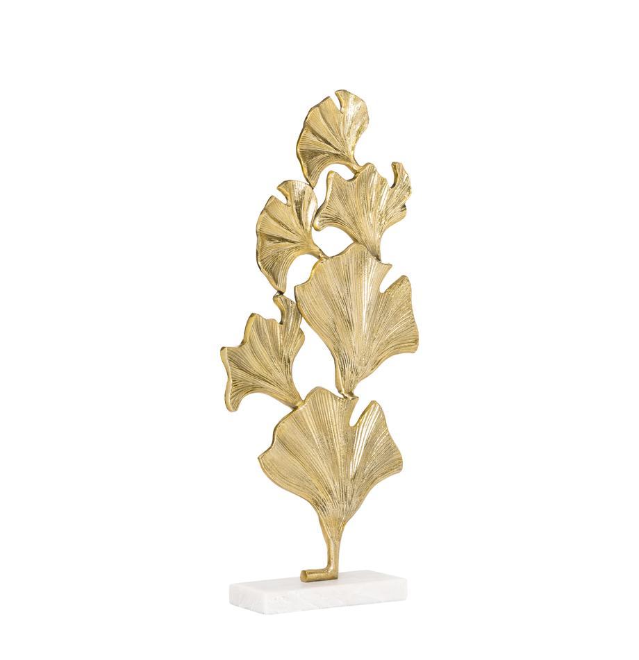 Dekoracja Duke, Odcienie złotego, S 35 x W 70 cm
