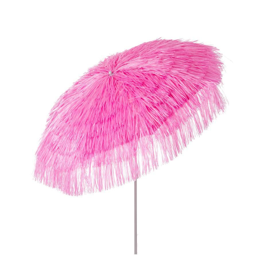 Parasol Hawaii, Roze, Ø 200 x H 210 cm