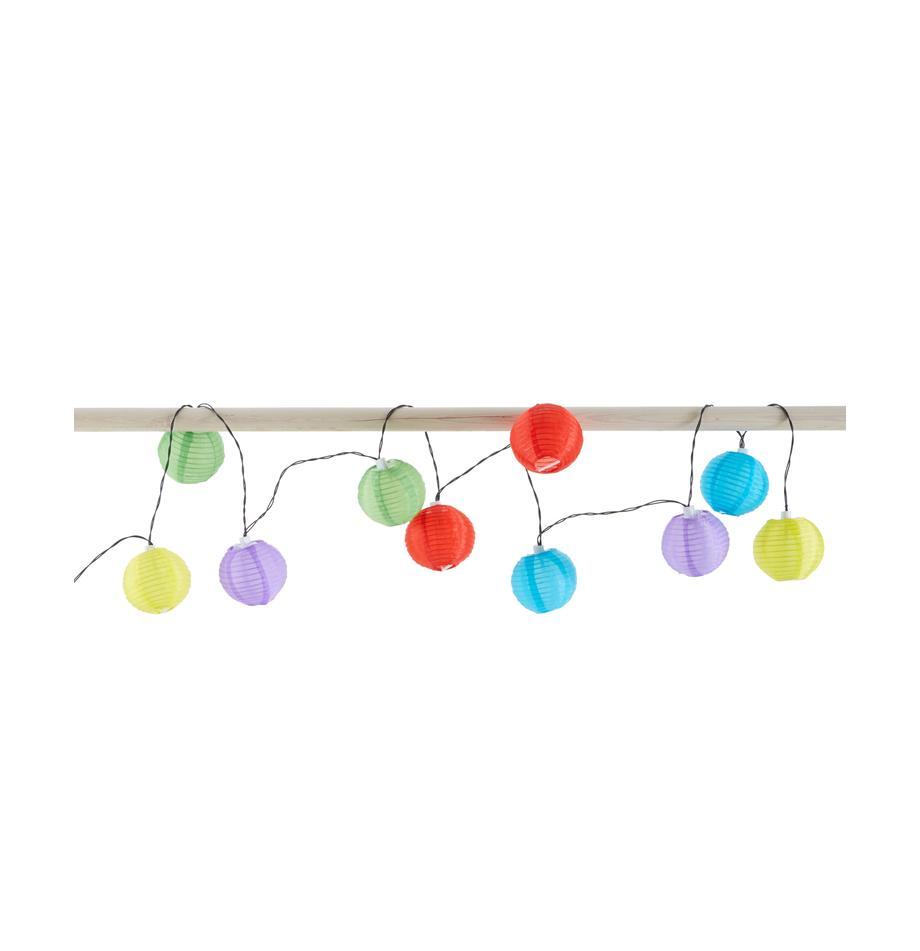 Ghirlanda  a LED Lampion, 380 cm, Multicolore, Lung. 380 cm