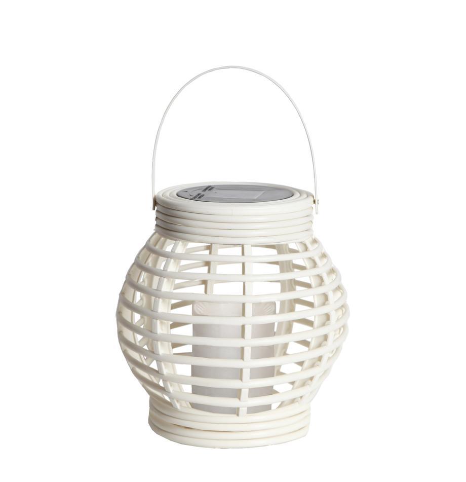 Zewnętrzna latarenka solarna LED Lantern, Biały, S 16 x W 16 cm