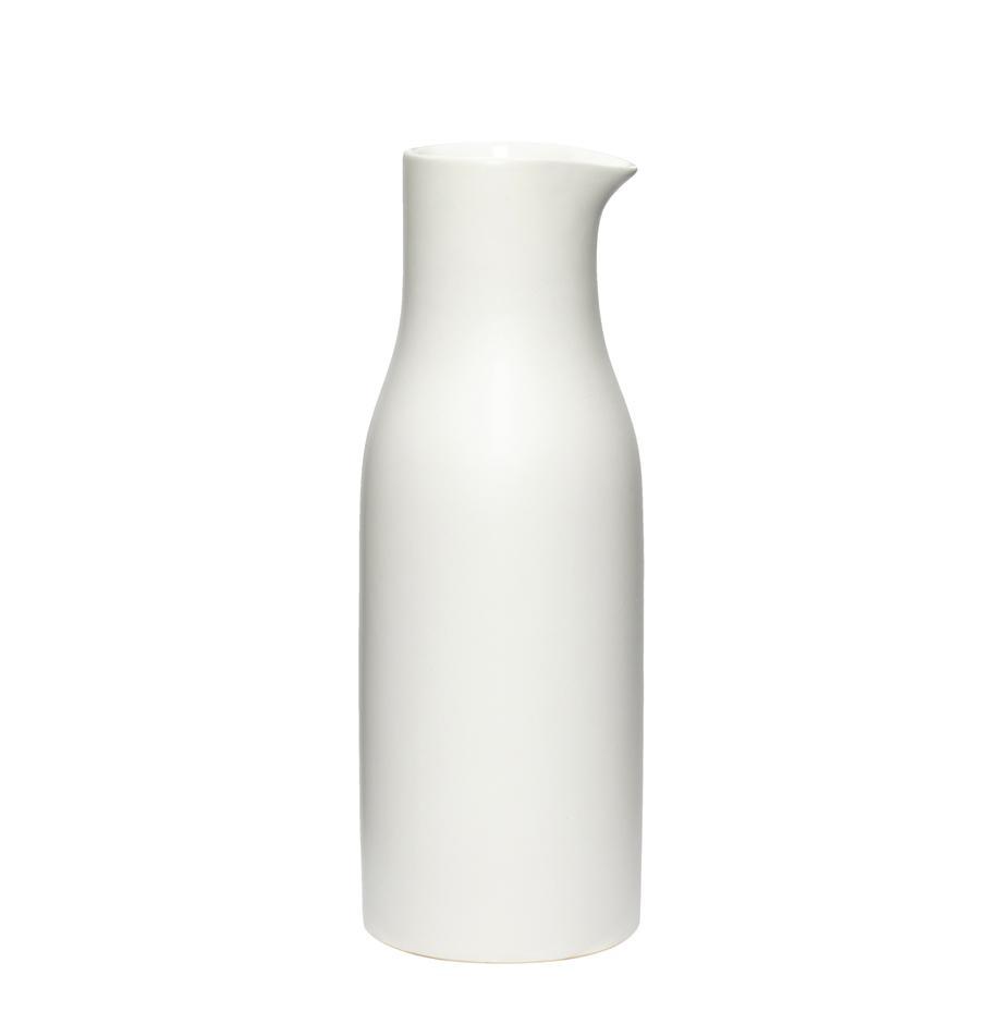 Dzbanek Sogbo, Porcelana, Biały, 1,5 l