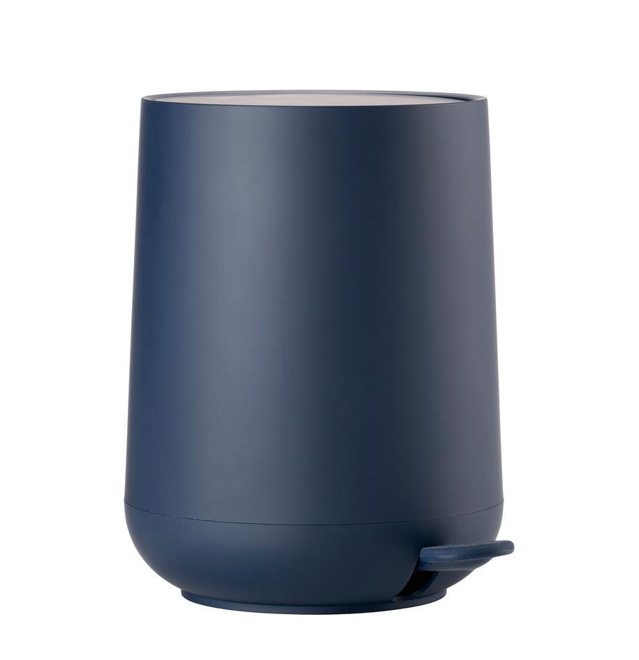 Abfalleimer Nova mit Softmotion-Deckel, ABS-Kunststoff, Königsblau, Ø 23 x H 29 cm