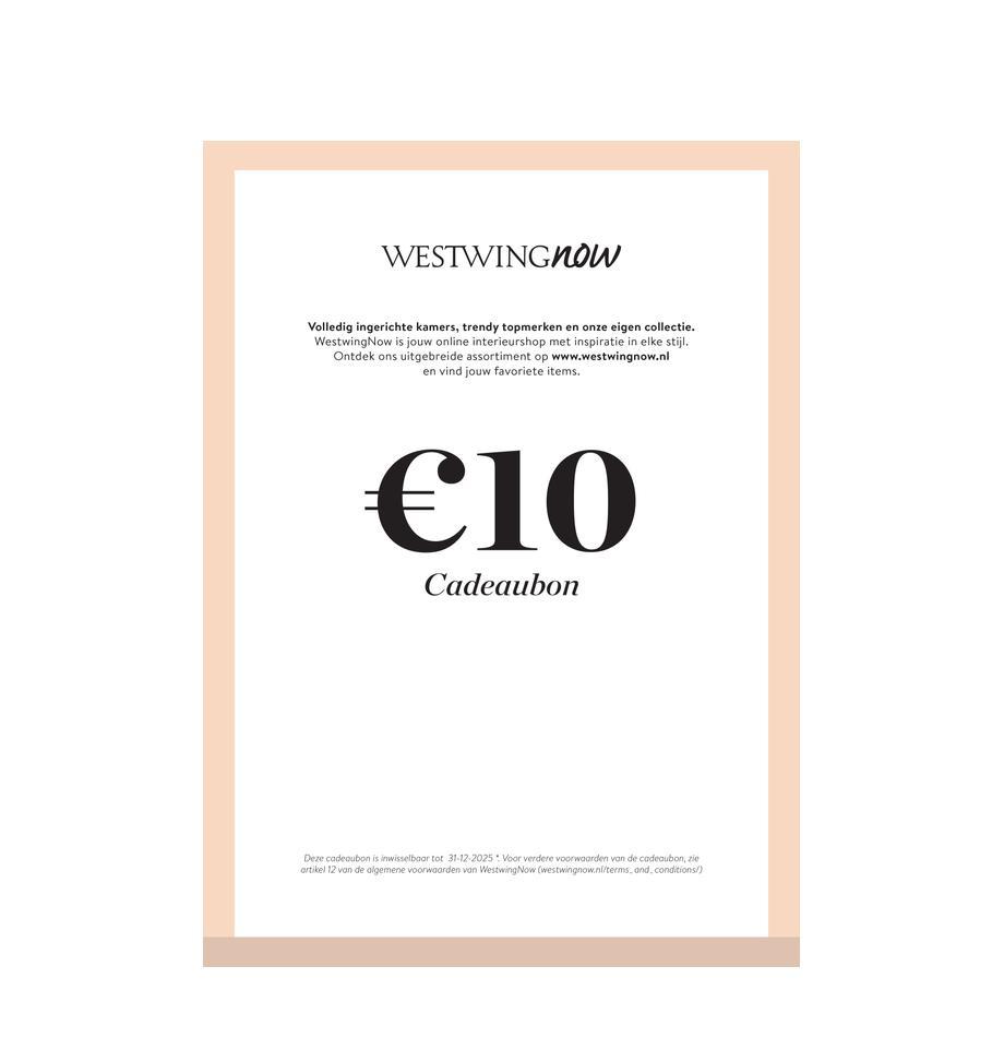 Cadeaubon om zelf te printen, Digitale cadeaubon Na ontvangst van de betaling ontvang je een e-mail met de downloadlink naar je cadeaubon. Je kunt het PDF-bestand gemakkelijk opslaan en afdrukken., Multicolour, 10