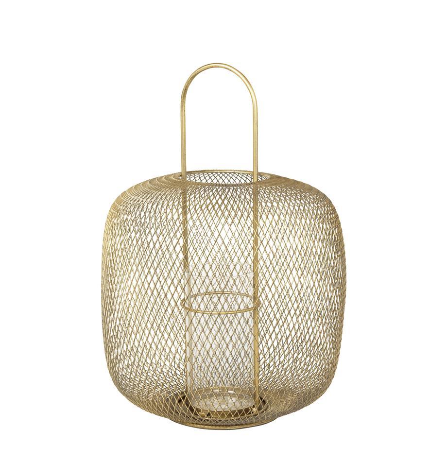 Lanterna Boden, Portacandela: metallo, Ottone, Ø 34 x Alt. 48 cm