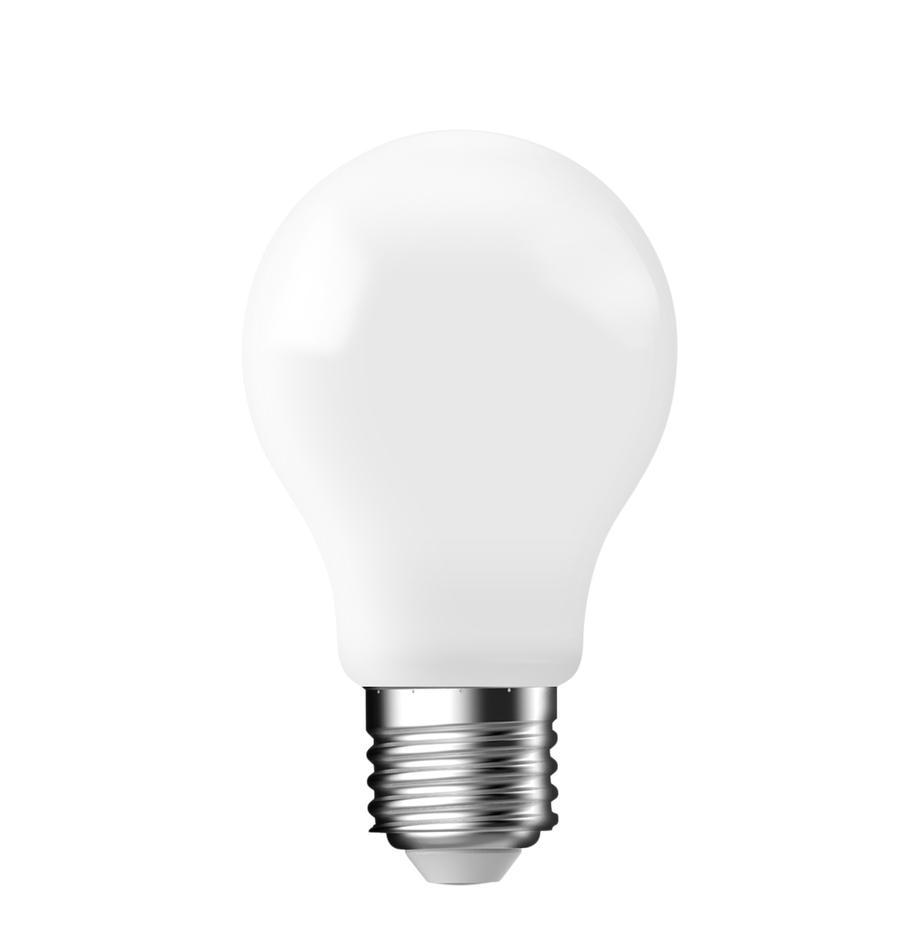 Żarówka z funkcją przyciemniania Cetus (E27/8.6W), 7 szt., Biały, Ø 6 x W 10 cm
