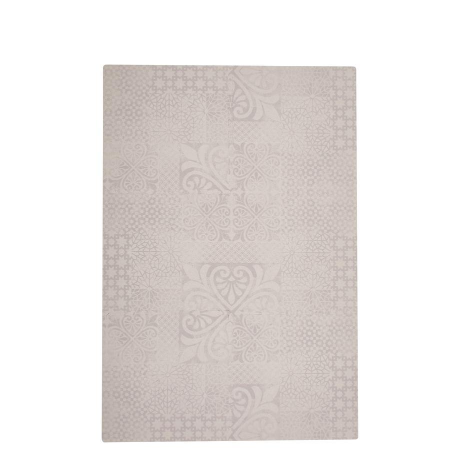 Erweiterbares Spielmatten-Set Persian, 18-tlg., Schaumstoff (EVAC), schadstofffrei, Beige, 120 x 180 cm