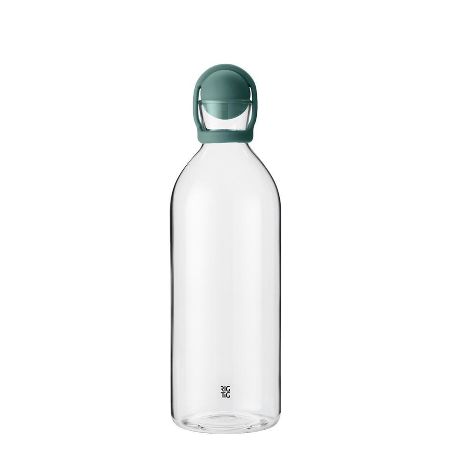 Bottiglia acqua Cool-It, 1.5 L, Turchese trasparente, 1.5 L